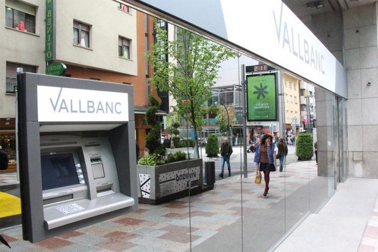 """Vall Banc, el """"banco bueno"""" que heredó los activos de BPA, tras su intervención."""