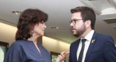 """El Gobierno planea que el """"acuerdo"""" con ERC pase por votar un nuevo Estatut"""