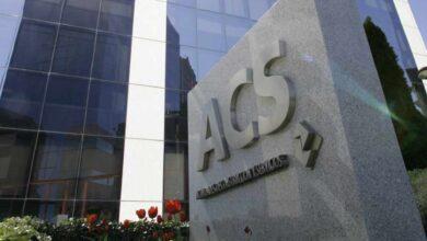 ACS se lanza a vender luz para competir con las grandes eléctricas