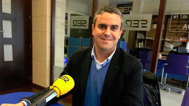 José Ortiz, alcalde de Vejer de la Frontera.