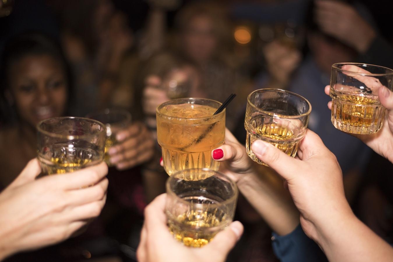 El consumo de alcohol en España, el más bajo desde 1995