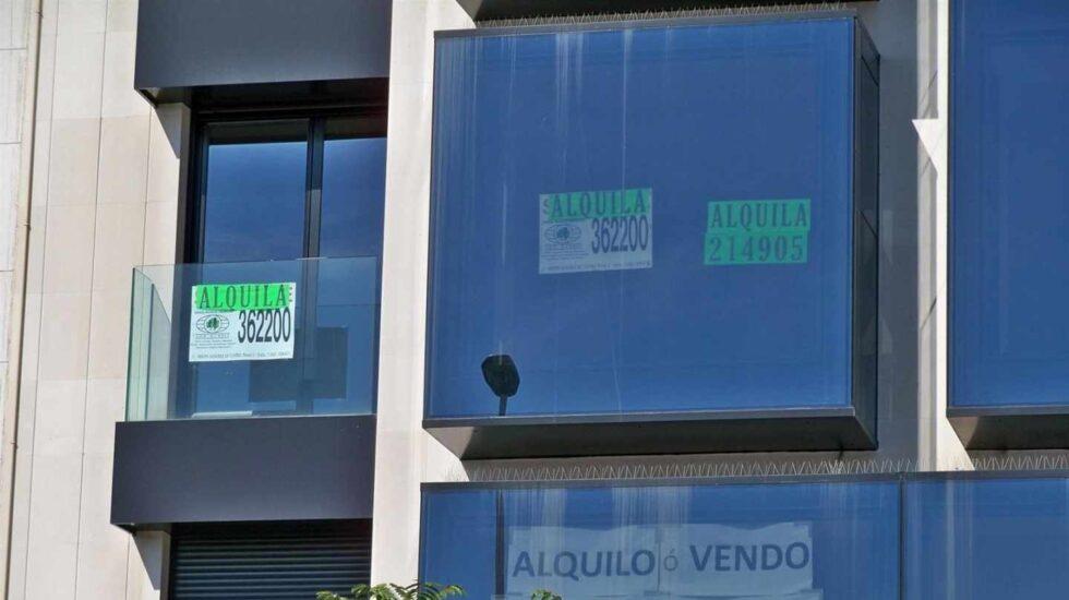 El precio del alquiler en España se encarece más de un 15% hasta junio.