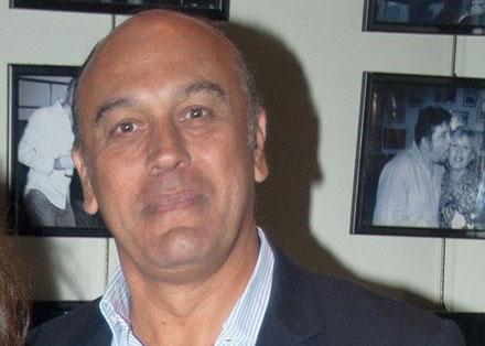 El empresario Juan Muñoz, marido de Ana Rosa Quintana.
