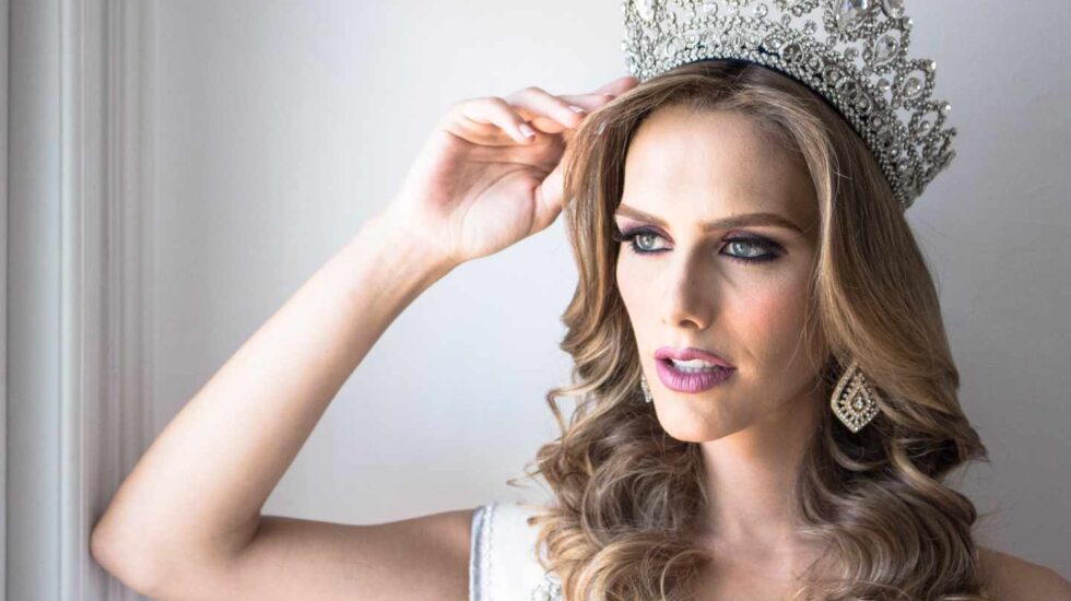 Ángela Ponce, la primera Miss España transgénero