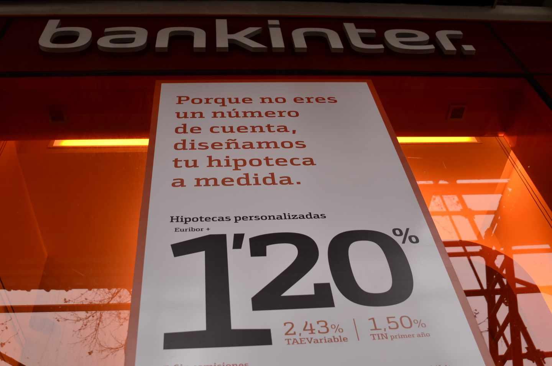 Bankinter revienta el mercado con una hipoteca a tipo fijo a 20 años por debajo del 2%.