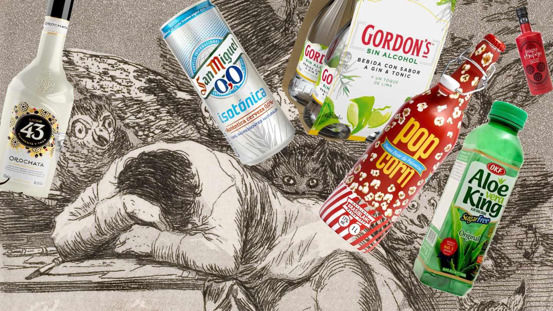 Bebidas insólitas de verano