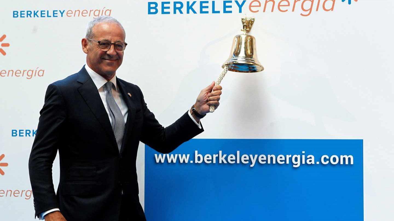 Berkeley Energía duplica su valor en bolsa en solo nueve sesiones.