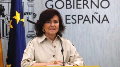 """Calvo defiende que las víctimas de delitos sexuales deben ser creídas """"siempre"""""""