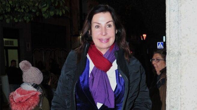 Carmen Martínez-Bordiú, duquesa de Franco.q
