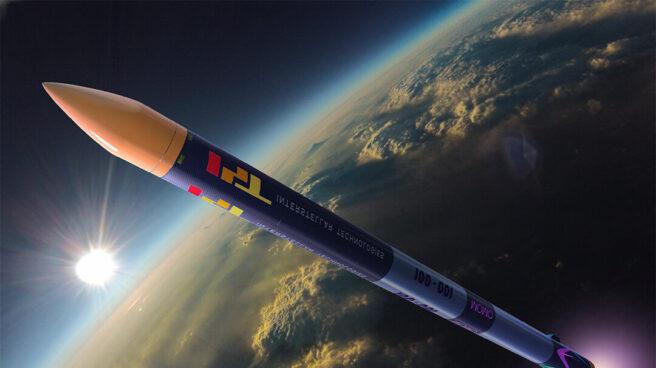 Cohete japonés de Interstellar