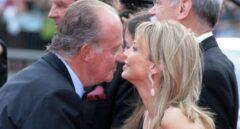 Corinna y Juan Carlos I.