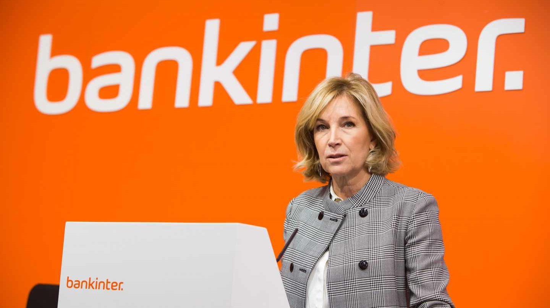 Bankinter gana un 8,4% más en el primer semestre, hasta los 261 millones.