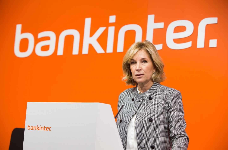 """Bankinter gana 317 millones en 2020, un 42,4% menos por las """"fuertes"""" provisiones"""
