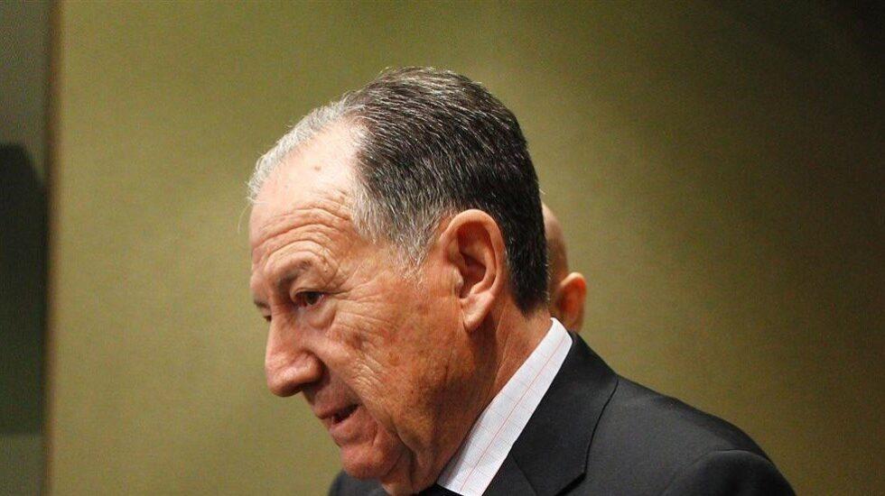 Félix Sanz Roldán, ex director del Centro Nacional de Inteligencia (CNI).