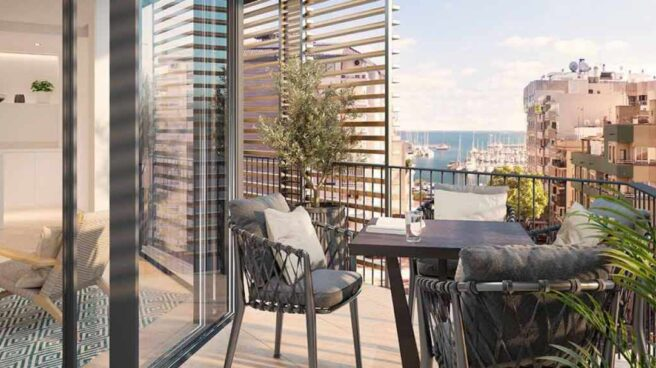 Aedas pone a la venta más de 1.000 viviendas de once promociones nuevas.