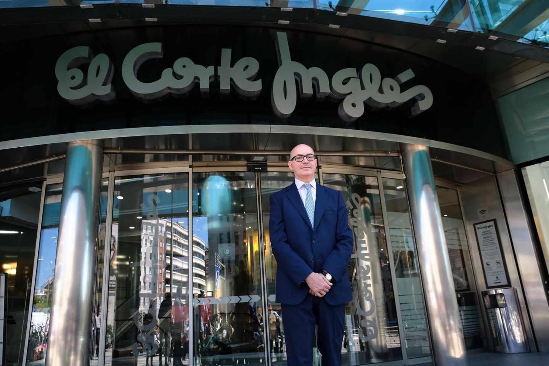 Nuño de la Rosa, presidente de El Corte Inglés.