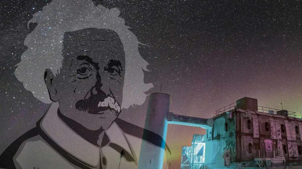 Detector de neutrinos IceCube corrobora a Einstein