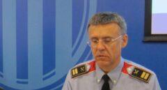 El comisario Miquel Esquius, nuevo mayor de los Mossos d'Esquadra.