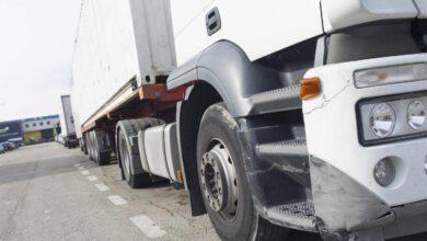 Muere un motorista tras chocar contra un camión cuyo conductor iba drogado
