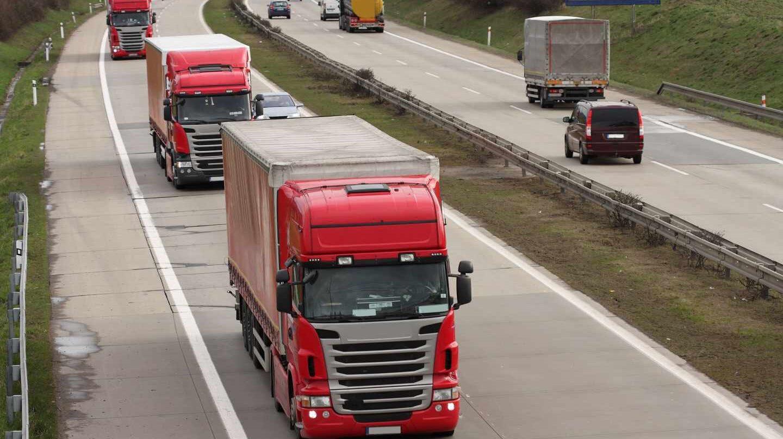 Camiones de mercancías
