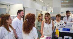 Díaz anuncia que la televisión en las habitaciones de los hospitales públicos andaluces será gratis