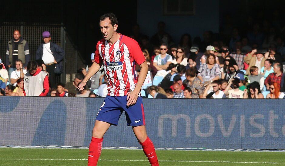 Diego Godín.