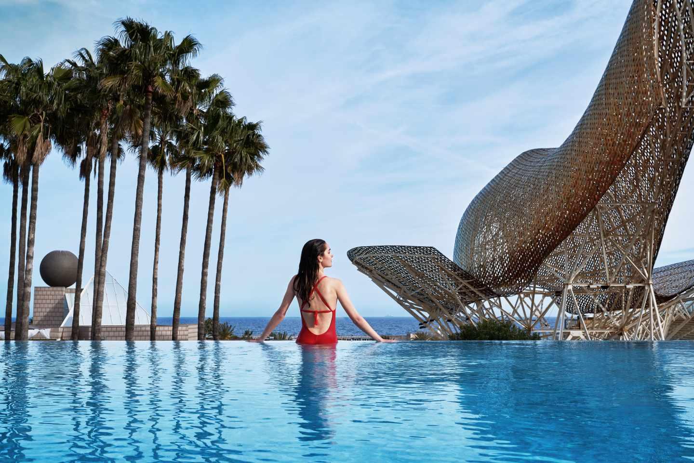 Hoteles de ciudad mejor con piscina - Hoteles con piscina en barcelona ...