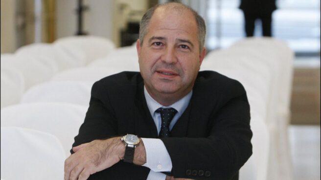 El entrenador de baloncesto, Javier Imbroda.