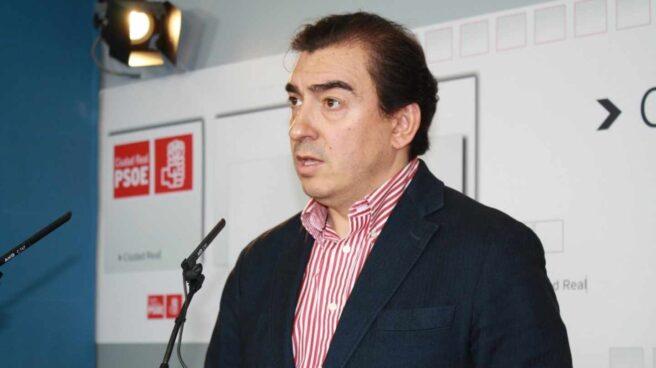 El ex alcalde de Puertollano Joaquín Hermoso (PSOE).