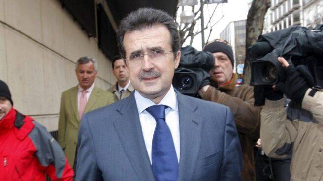 Foto de archivo del empresario José Luis Ulibarri.