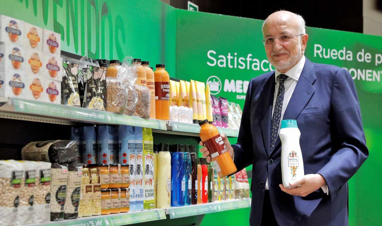 Mercadona planea abrir un centro logístico en Barcelona para el comercio online.