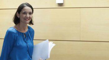 Gabilondo nombrará a la ministra Reyes Maroto vicepresidenta económica si gobierna