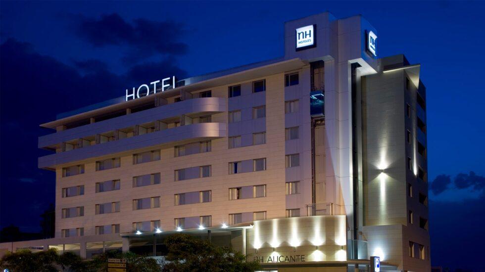 Hotel de NH en Alicante.
