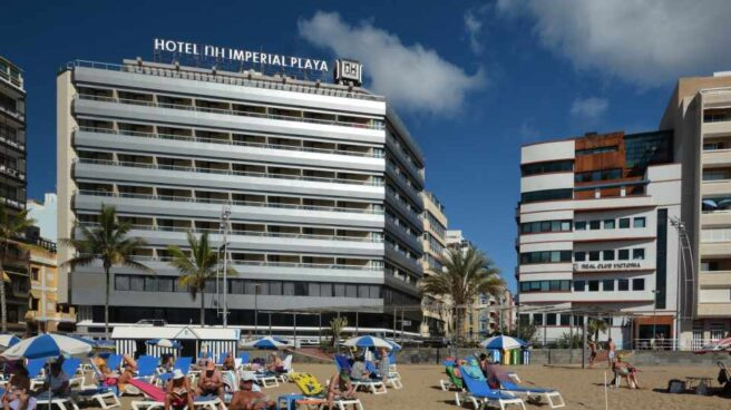 La hotelera estadounidense Hyatt estudia lanzar una oferta por el negocio de NH.