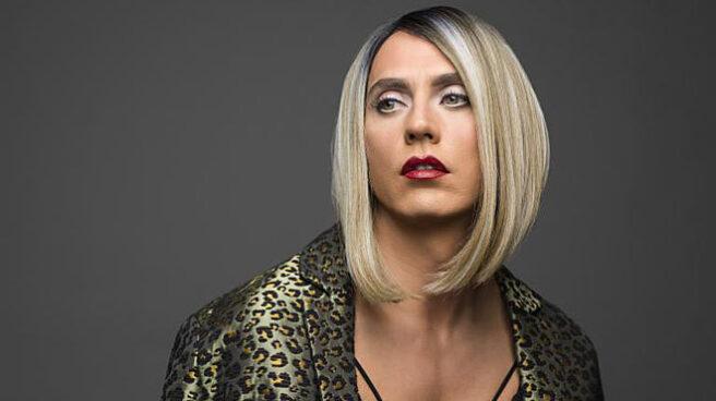 Paco León, en su papel de transexual.