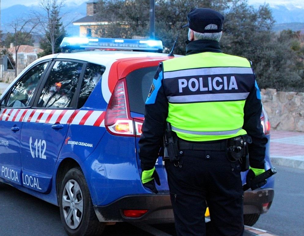 Agente de la Policía Local.