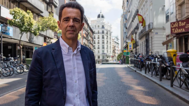El economista Alberto Portuondo, imputado en el 'caso Rato'.