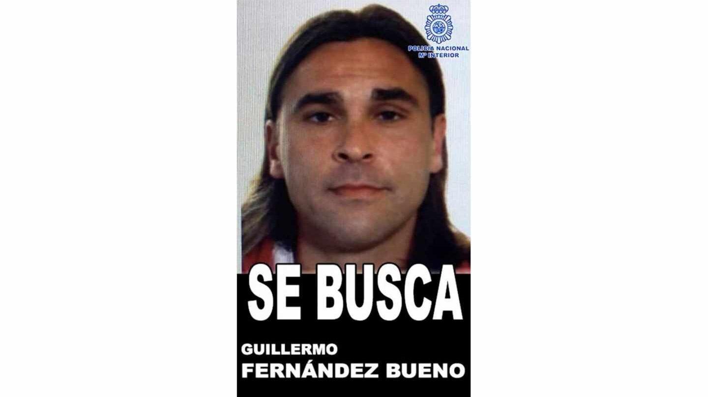 Guillermo Fernández Bueno, el preso fugado de Santoña.