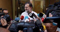 Mariano Rajoy, el día que se incorporó al Registro de Santa Pola.