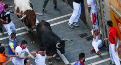Emocionante y vistoso encierro con toros de Núñez del Cuvillo
