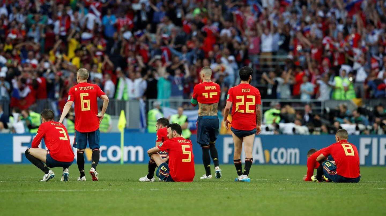 El fiasco de España en el Mundial agrava la crisis de Mediaset en bolsa.