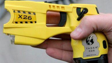 Los policías apremian a Interior para que permita el uso de la pistola eléctrica