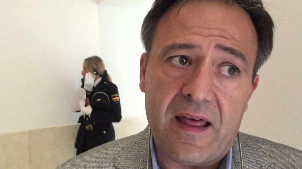 Víctor Duque, secretario general de la Unión Federal de Policía (UFP).
