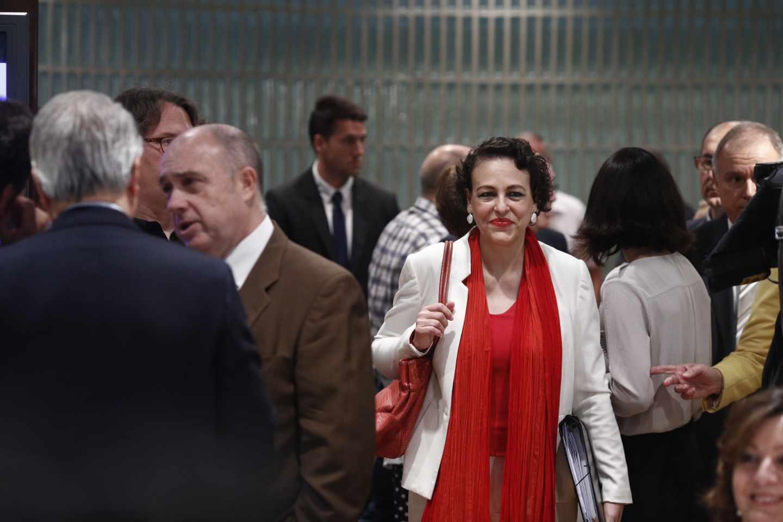 La ministra de Trabajo, Magdalena Valerio, se plantea crear una fiscalía especializada en delitos laborales.
