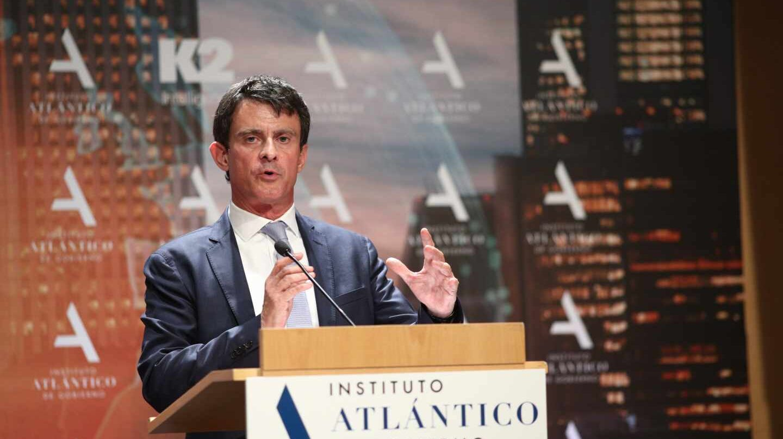Manuel Valls hace oficial su candidatura a la alcaldía de Barcelona por Ciudadanos.