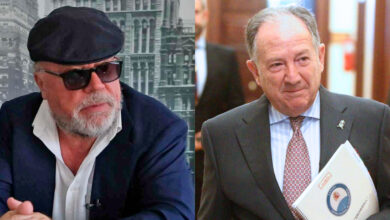 Villarejo y Sanz Roldán se verán las caras con la versión de Corinna como aval del comisario