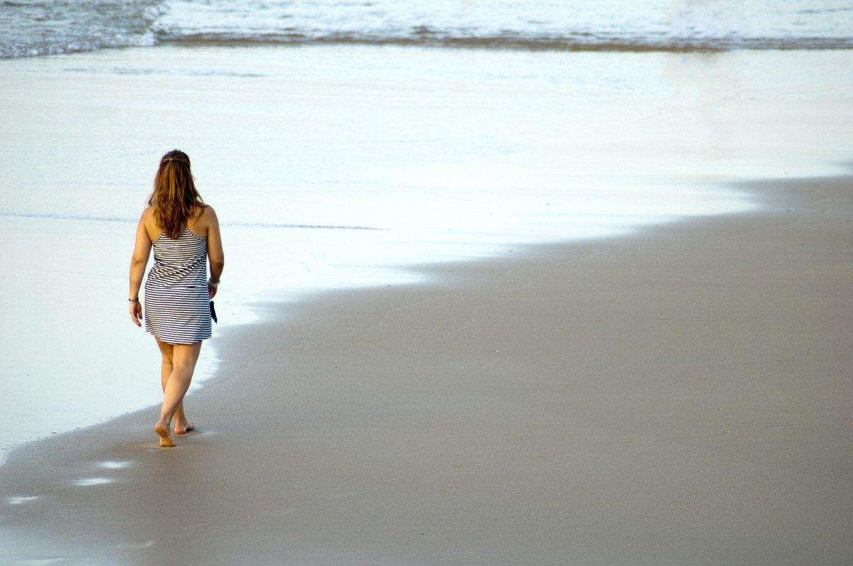 Los paseos por la playa no son tan recomendables como pensábamos.