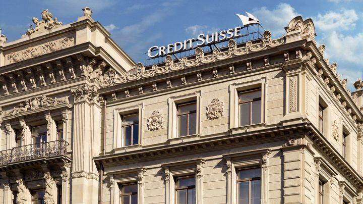 Sede de Credit Suisse en Paradeplatz (Zurich)