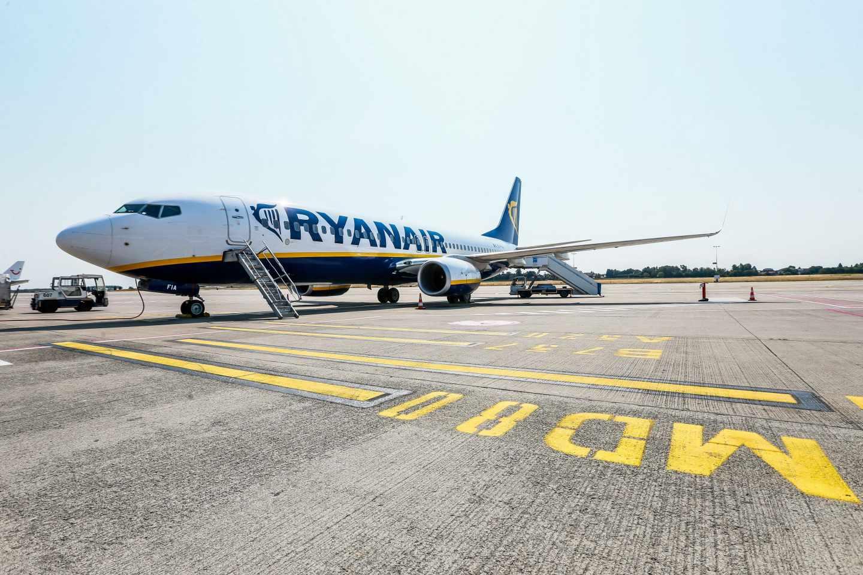 La tensión laboral fulmina 3.500 millones de valor de Ryanair en bolsa en 12 días.
