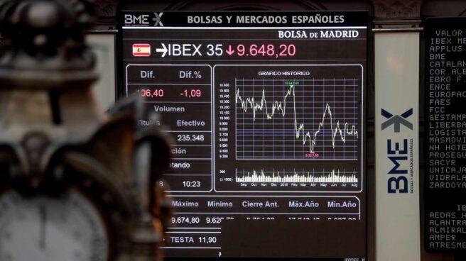 La crisis de Turquía se extiende y arrastra al Ibex al filo de sus niveles más bajos desde marzo.